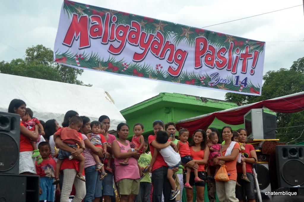 Maligayang Paslit': Children's wishes granted - The Real A C T